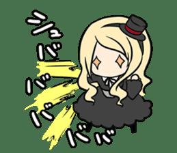 Gosick Lolita Girls sticker #759116