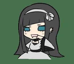Gosick Lolita Girls sticker #759119