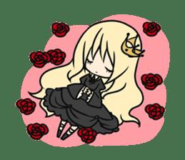 Gosick Lolita Girls sticker #759137