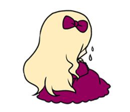 Gosick Lolita Girls sticker #759139