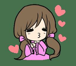Gosick Lolita Girls sticker #759141