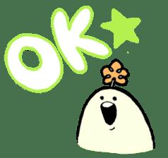 Q guys!!(+a seed leaf) sticker #759371