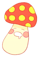 yuru-kinoko sticker #759388