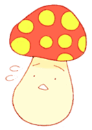 yuru-kinoko sticker #759402