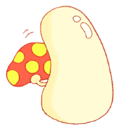 yuru-kinoko sticker #759413