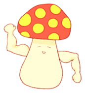 yuru-kinoko sticker #759422