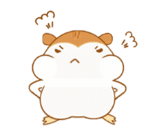 Potechi of hamster sticker #759721