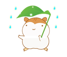 Potechi of hamster sticker #759724