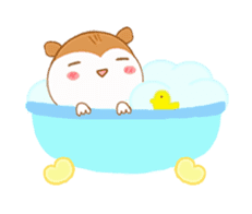 Potechi of hamster sticker #759727