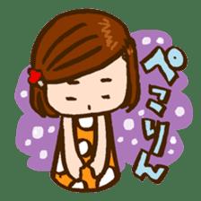MIZUTAMAMOYOU no MOCOCOchan sticker #759822