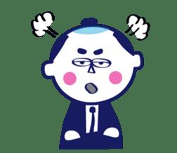 JAPAN SAMURAI Sticker! sticker #759750