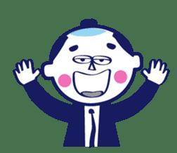 JAPAN SAMURAI Sticker! sticker #759753