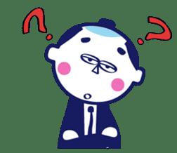 JAPAN SAMURAI Sticker! sticker #759762