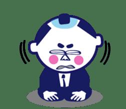 JAPAN SAMURAI Sticker! sticker #759769