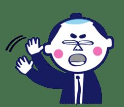 JAPAN SAMURAI Sticker! sticker #759776