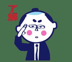 JAPAN SAMURAI Sticker! sticker #759778