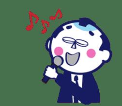 JAPAN SAMURAI Sticker! sticker #759782