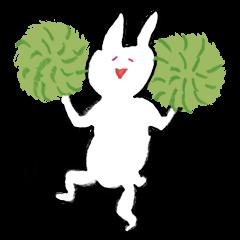 Mr. White Rabbit