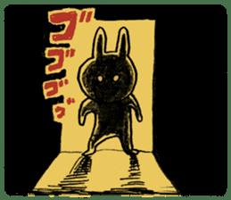 Mr. White Rabbit sticker #760011