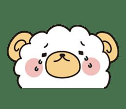 sheep crybaby sticker #760144
