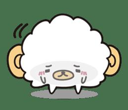 sheep crybaby sticker #760145