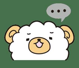 sheep crybaby sticker #760146