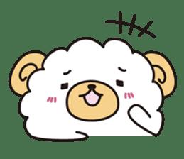 sheep crybaby sticker #760147