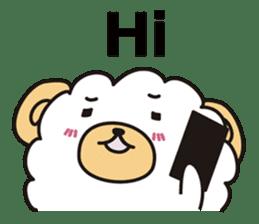 sheep crybaby sticker #760153