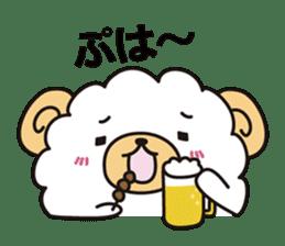 sheep crybaby sticker #760155