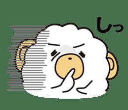 sheep crybaby sticker #760158