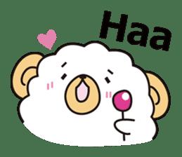 sheep crybaby sticker #760159