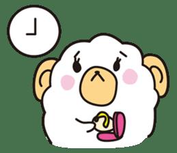 sheep crybaby sticker #760160