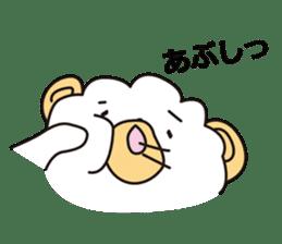 sheep crybaby sticker #760161