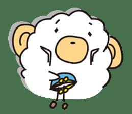 sheep crybaby sticker #760162