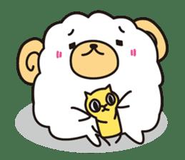 sheep crybaby sticker #760166