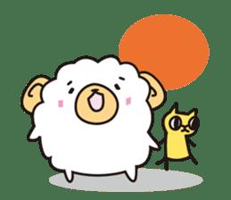 sheep crybaby sticker #760167