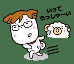 sheep crybaby sticker #760181