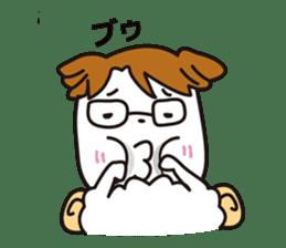 sheep crybaby sticker #760182