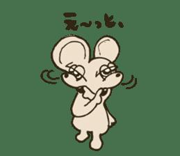 GOOD RAT sticker #760214