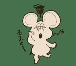 GOOD RAT sticker #760215