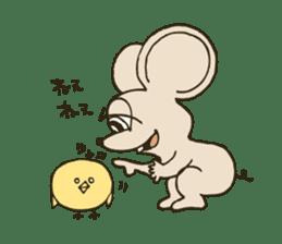 GOOD RAT sticker #760219