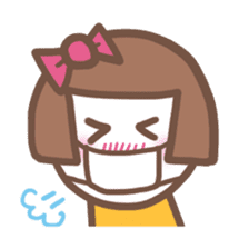 Carefree Days of Machiko sticker #760396
