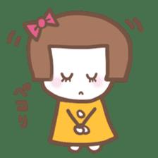 Carefree Days of Machiko sticker #760401