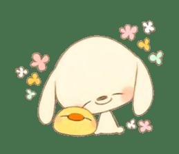 usakichi and piyosuke sticker #760783