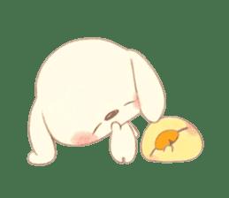 usakichi and piyosuke sticker #760795