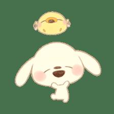 usakichi and piyosuke sticker #760797