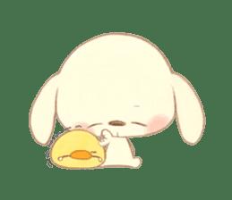 usakichi and piyosuke sticker #760809