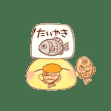usakichi and piyosuke sticker #760813