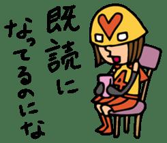 Do your best. Hero 3 sticker #760867