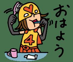 Do your best. Hero 3 sticker #760871